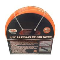 "Wholesale 25 Foot 3/8"" HYBRID UNTRA-FLEX AIR HOSE"