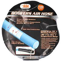 "Wholesale 100' PVC ROOFERS 1/4"" AIR HOSE"