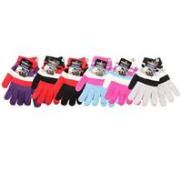 Wholesale THERMAXXX WINTER KNIT GLOVE LADIES STRIPES