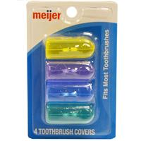 Wholesale 4CT TOOTHBRUSH COVERS