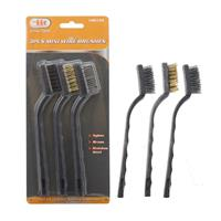 Wholesale 3PC MINI WIRE BRUSH SET