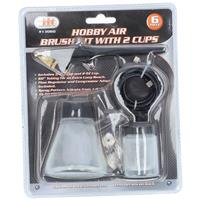 Wholesale Hobby Air Brush Kit With 2 Cups