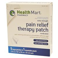 Wholesale 5CT PAIN RELIEF THERAPY PATCH
