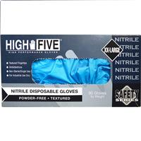 Wholesale 90PK NITRILE GLOVES XXLARGE N1