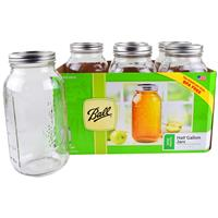 Wholesale Ball Wide Mouth Half Gallon Canning Jar