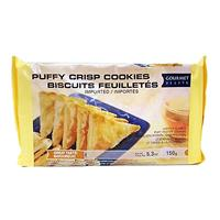 Wholesale Gourmet Delight Puffy Crisp Cookies