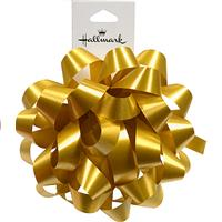 """Wholesale 4"""" GOLD GIFT BOW"""