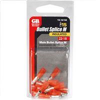 Wholesale MALE BULLET SPLICE 22-18 GAUGE