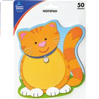 Wholesale 50 SHEET CAT NOTEPADS