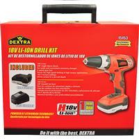 Wholesale 18V LI-ION CORDLESS DRILL KIT