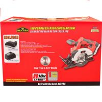 Wholesale 18V LI-ION LASER CIRCULAR SAW