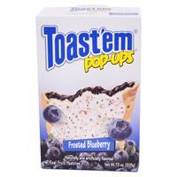 Wholesale Toast'em Pastry Tart Blueberry