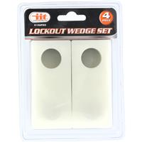 Wholesale Lockout Wedge Set 4pc