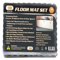 """Wholesale 4 PACK SHOP FLOOR MAT 22""""x22"""""""
