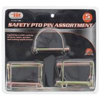 Wholesale 5pc Safety PTO Pin Assortment
