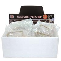 """Wholesale 3"""" x 5/16"""" SQUARE PTO PIN"""