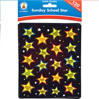 Wholesale 120CT STICKERS SUNDAY SCHOOL S