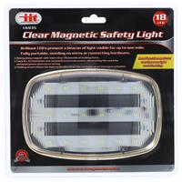Wholesale CLEAR MAGNETIC LED SAFETY LIGH