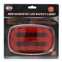 Wholesale RED MAGNETIC LED SAFETY LIGHT