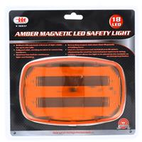 Wholesale AMBER MAGNETIC LED SAFETY LIGH