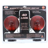 Wholesale 40 LED MAGNETIC TOWING LIGHTS