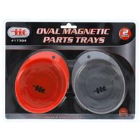 Wholesale 2pc OVAL MAGNETIC PARTS TRAY