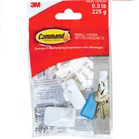 Wholesale 2PK 3M SMALL HOOK HOLDS UP TO