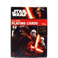 Wholesale PLAYING CARDS STAR WARS THE FO