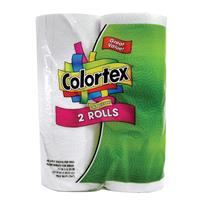 Wholesale Colortex Paper Towels 2-Pack / 60-Sheet / 2-Ply