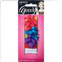 Wholesale Goody Pony Tail with Bow Assorted Colors