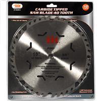 "Wholesale 10"" Carbide Saw Blade 40 tooth"