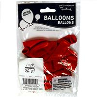 "Wholesale 11""  Congrats Red Helium Ready Balloons 8 Packs"