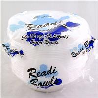 Wholesale Readi White Foam Bowls 12 oz