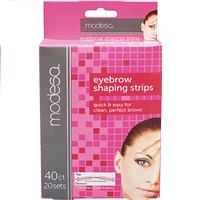 Wholesale 40ct EYEBROW SHAPING STRIPS