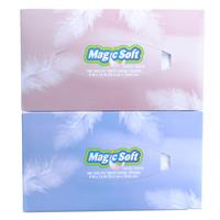 "Wholesale Magic Soft Facial Tissue 2-Ply 8""""""""x7.5"""""""""