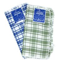 Wholesale Waffle Weave Dish Cloth 12 x 12 4-Pack Assorted