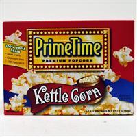 Wholesale Prime Time Kettle Corn Microwave Popcorn 3pk