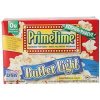 Wholesale Prime Time Butter Light Microwave Popcorn 3pk
