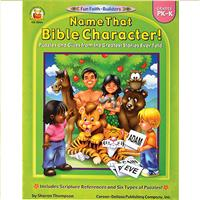 Wholesale ZNAME THAT BIBLE CHARACTER PK-