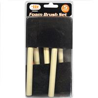 Wholesale 5pc Foam Brush