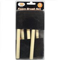 Wholesale 5pc Foam Brush