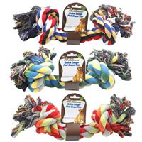 Wholesale EXTRA-LARGE DOG ROPE TOY