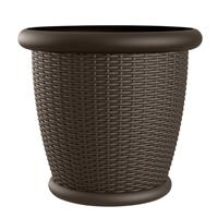 "Wholesale 22"""" BM WILLOW PLANTER JAVA"