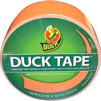 Wholesale ORANGE DUCK TAPE 1.88x 20 YARD