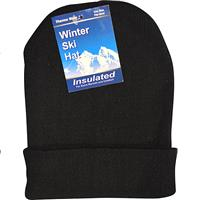 Wholesale Hat Beanie Hat Black Only