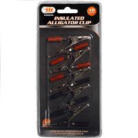 Wholesale 12PC Insulated Alligator Clip