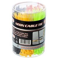 Wholesale 500PC Neon Cable Tie
