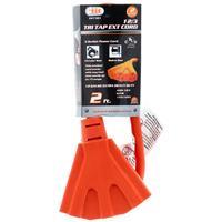 Wholesale 2' 12/3 Tri Tap Extension Cord