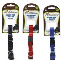 Wholesale NYLON DOG COLLAR - SMALL