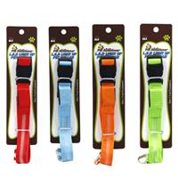 Wholesale LED LIGHTED DOG COLLAR